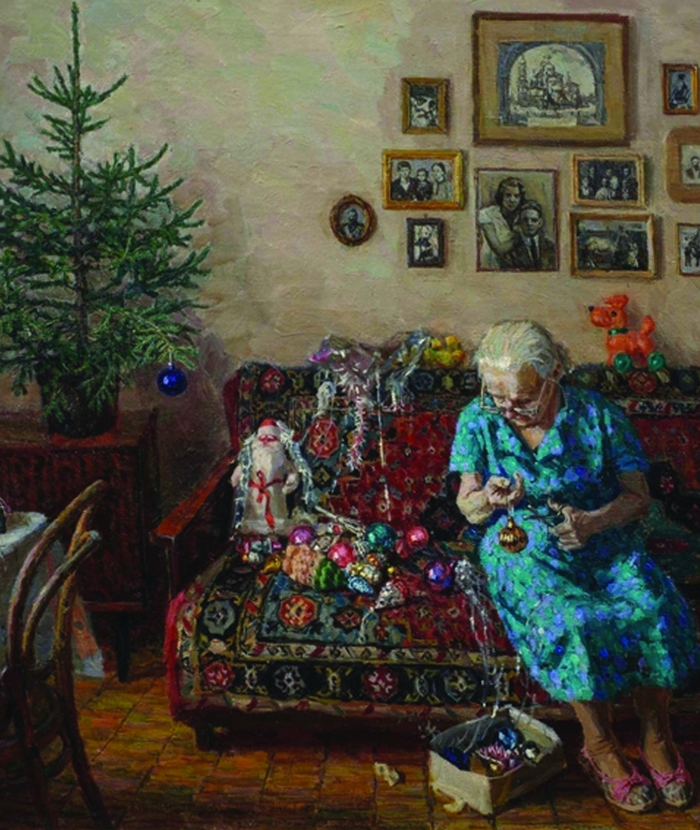 Старушки и внуки русские 19 фотография