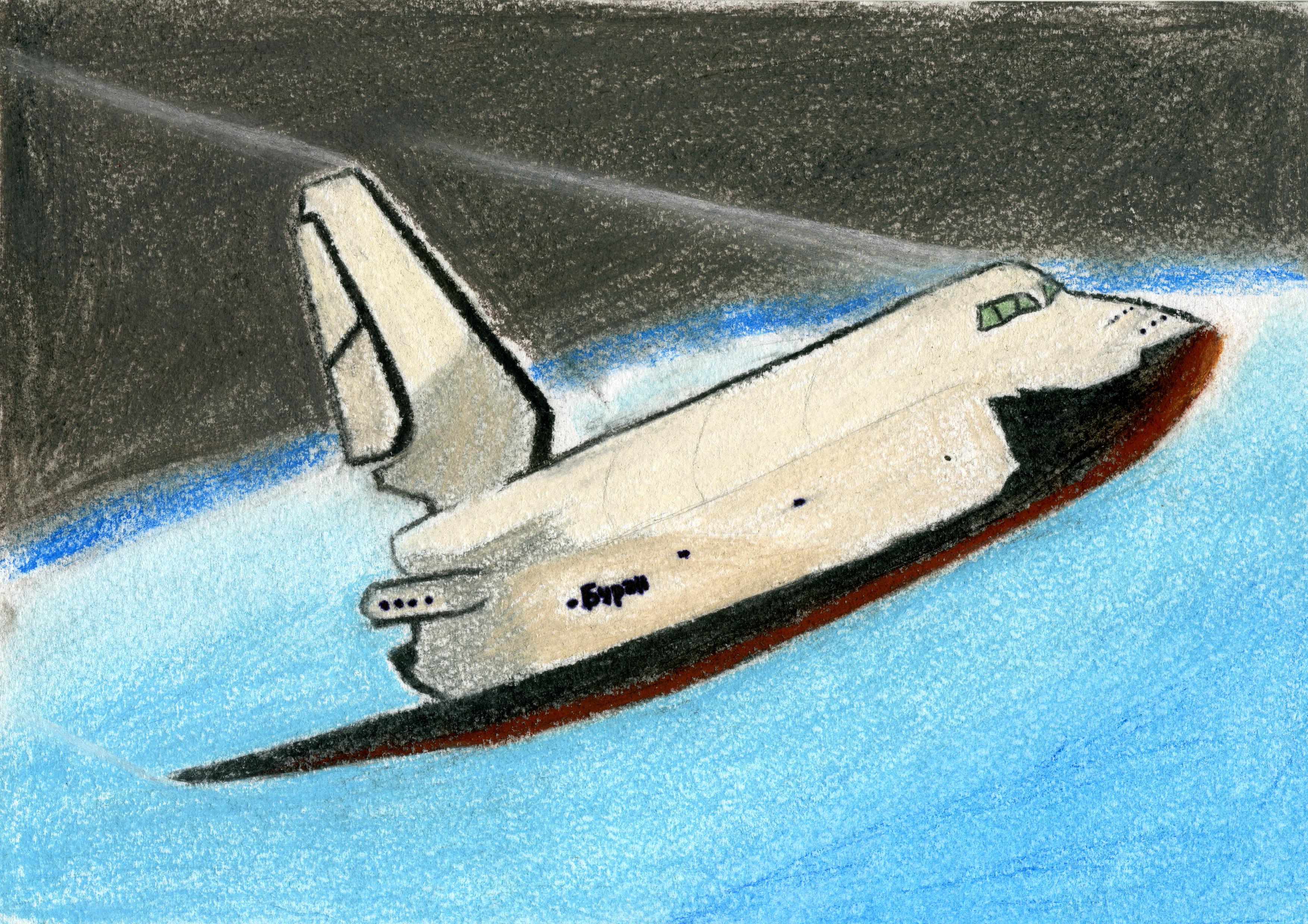 компоновочная схема корабля