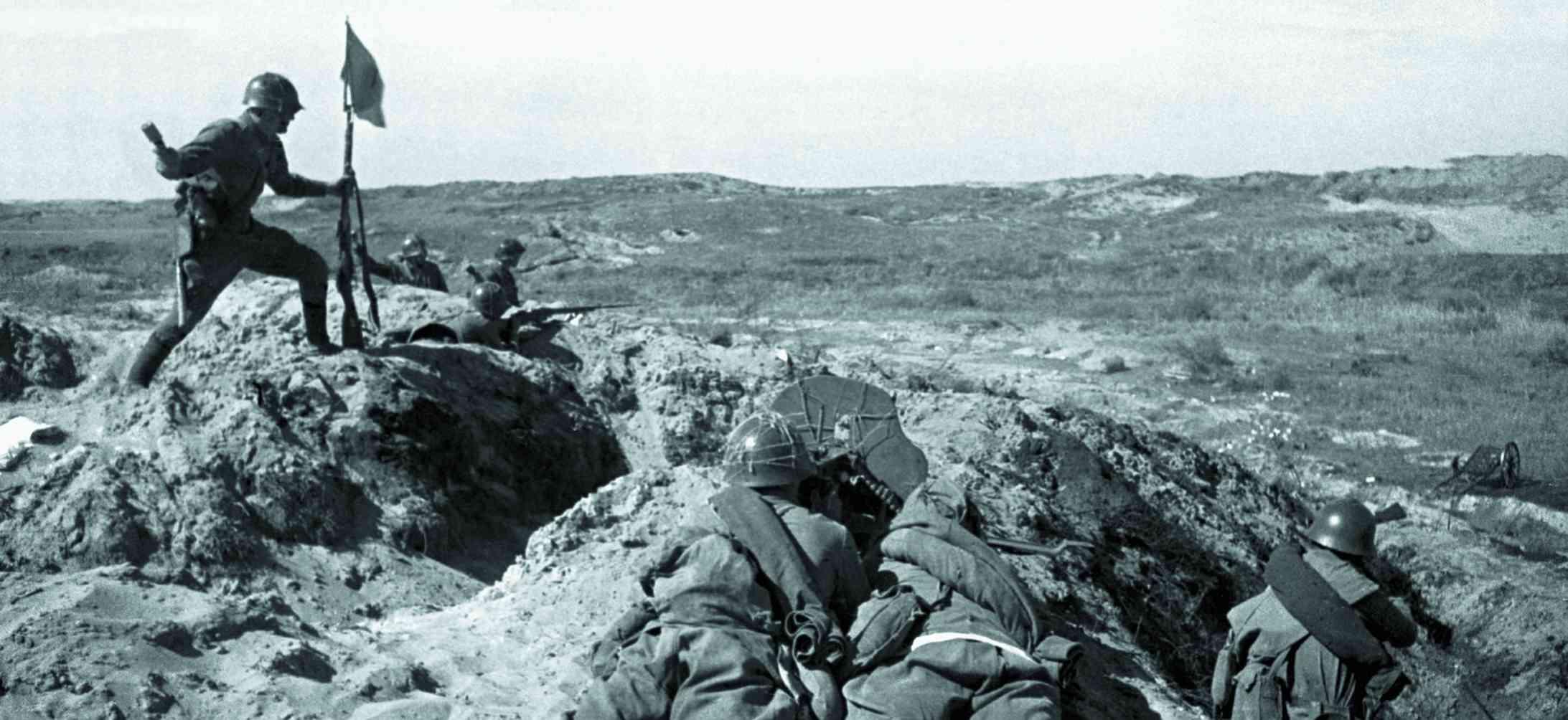 Сражение на реке халхин гол